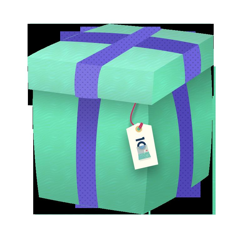 10Pics A Special Gift Fotoboek Cadeau