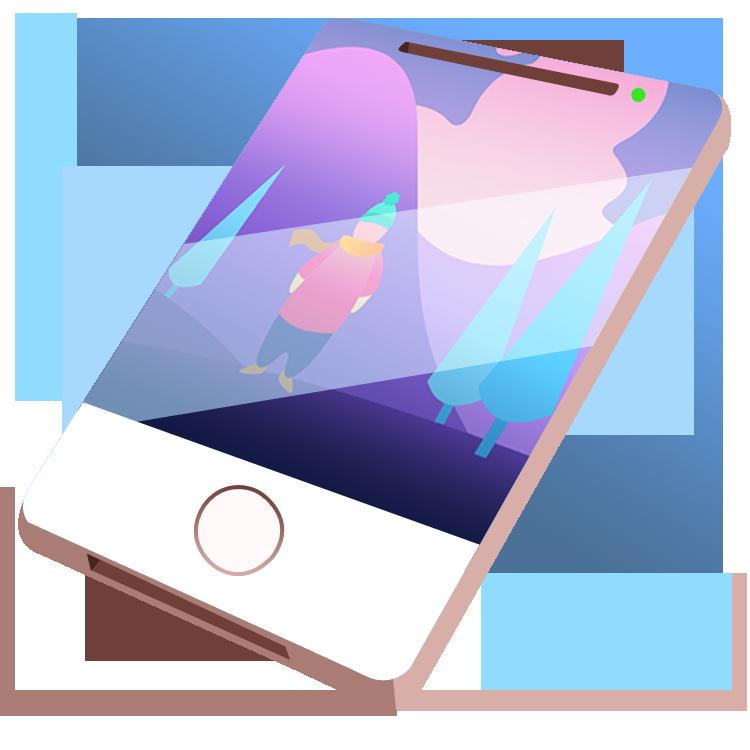 10Pics-Iconen-Take-Smartphone-Iphone-Hoe werkt het